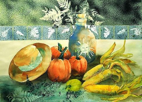 Autumn Bounty   by Maryann Schigur
