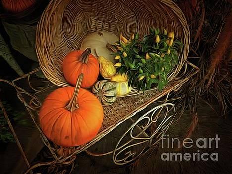Autumn Bounty by Putterhug Studio