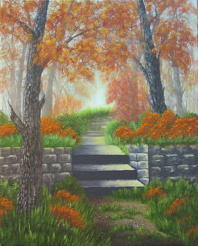 Autumn by Brenda Maas