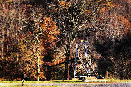 Autumn Bridge AA by Earl Carter
