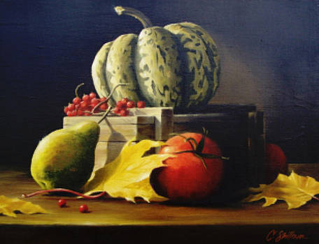 Autumn Carnival by Craig Shillam