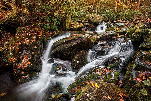 Autumn Cascades by Andrew Soundarajan