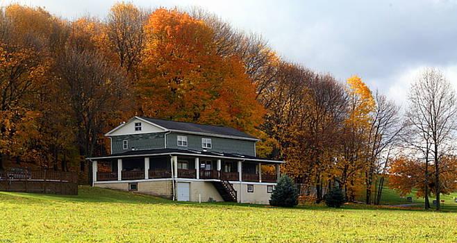 Chuck Kuhn - Autumn Colors