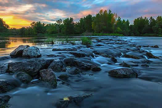 Autumn comes by Davor Zerjav