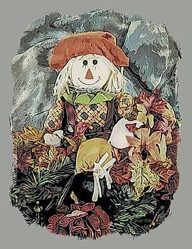 Kathy Kelly - Autumn Country Scarecrow