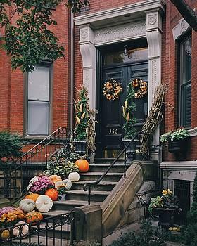 Autumn Doortrait by Brian McWilliams