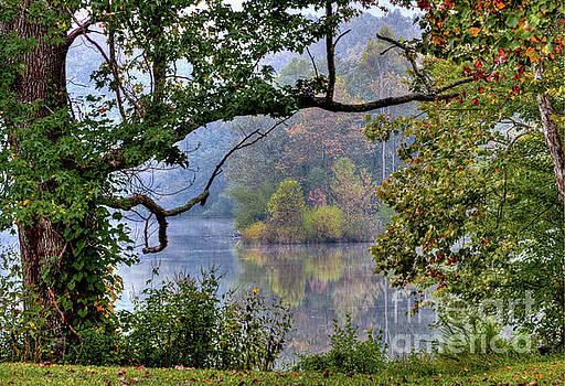 Autumn Dream III by Douglas Stucky