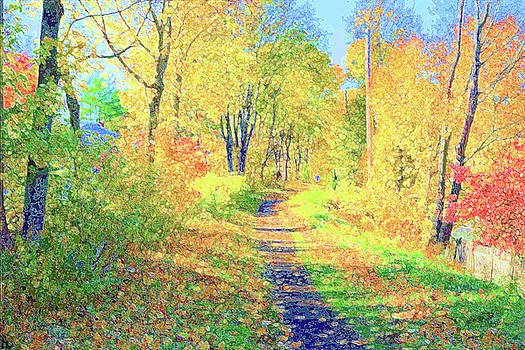 Autumn Dreaming by David Schneider