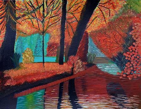 Autumn Dreams by Magdalena Frohnsdorff