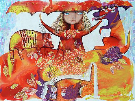 Autumn dreams by Yelena Revis
