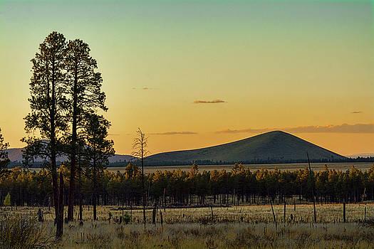 Saija Lehtonen - Autumn Evening on the Mountain