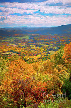Dan Carmichael - Autumn Fall Colors in the Arnold Valley AP
