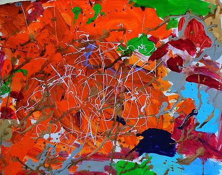 Autumn Falls by Dane Newton