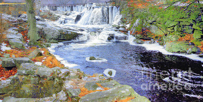 Autumn Falls by Raymond Earley