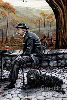 Autumn Friends by Judy Kirouac