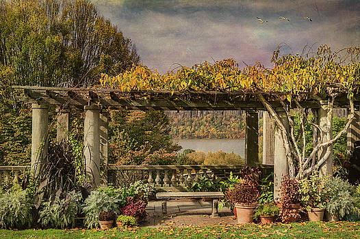 Chris Lord - Autumn Gardens With A View