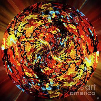 Autumn Globe by Neil Finnemore