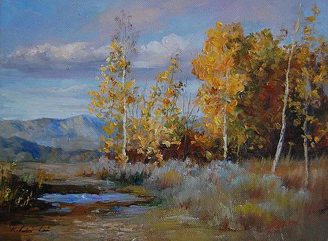 Autumn Glory by Kelvin  Lei