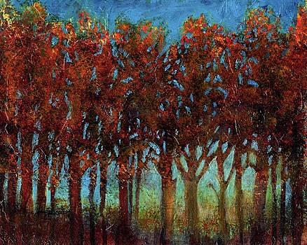 Autumn Glow by Cindy Johnston