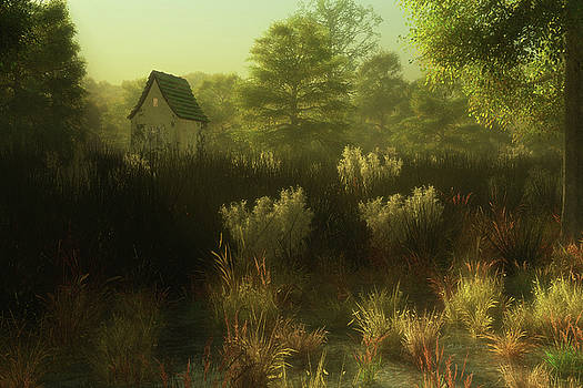 Autumn Glow by Melissa Krauss