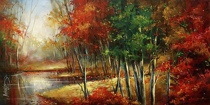' Autumn Grace' by Michael Lang