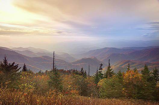Autumn Haze by Dawnfire Photography