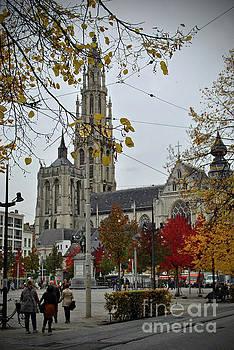 Jost Houk - Autumn in Antwerp