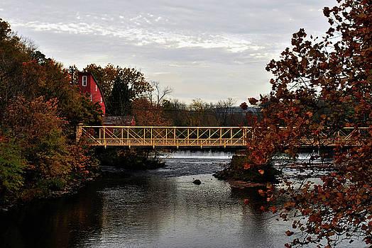 Autumn In Clinton by Lori Tambakis