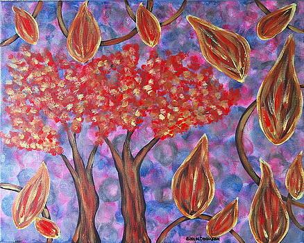 Autumn in Heaven by Gina Nicolae Johnson
