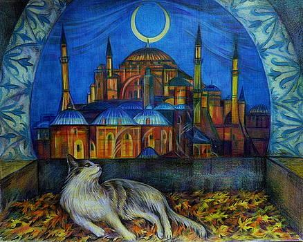 Anna Duyunova - Autumn in Istanbul