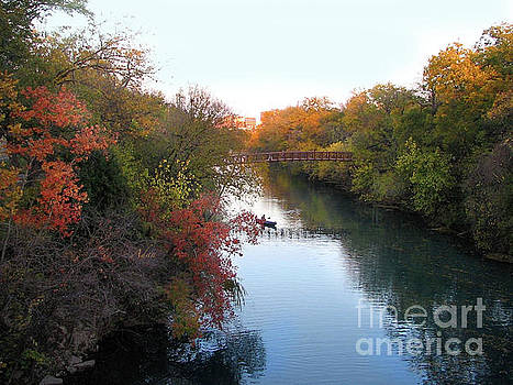 Felipe Adan Lerma - Autumn in Layers - Austin
