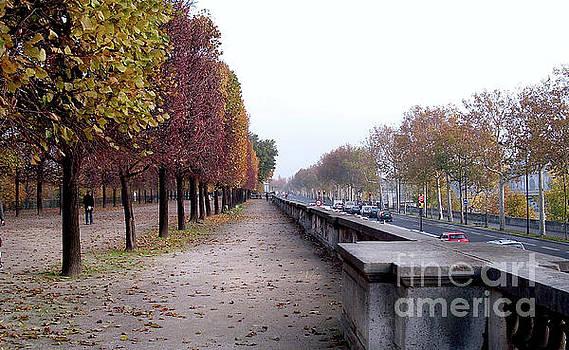 Felipe Adan Lerma - Autumn in Layers - Paris