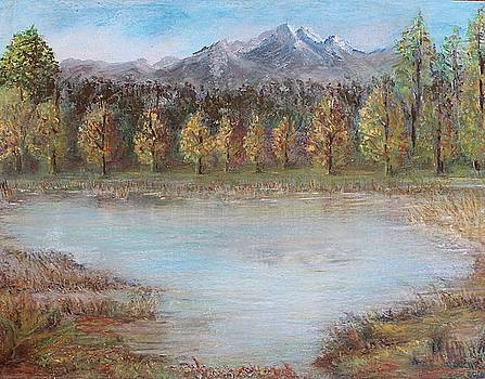Autumn in Maule by Norma Duch