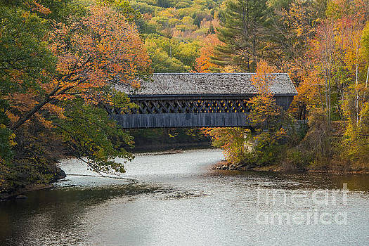 Bob Phillips - Autumn in New Hampshire