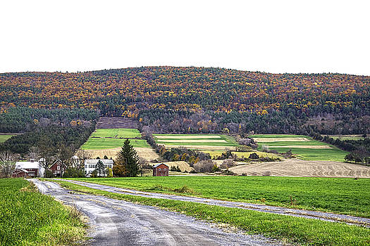 Autumn in Schoharie Valley by Ray Summers Photography