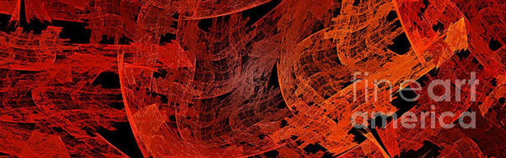 Andee Design - Autumn In Space Abstract Pano 1