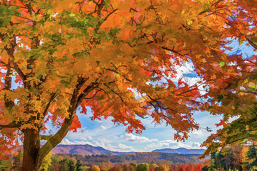 Lisa Lemmons-Powers - Autumn in Tennessee 2