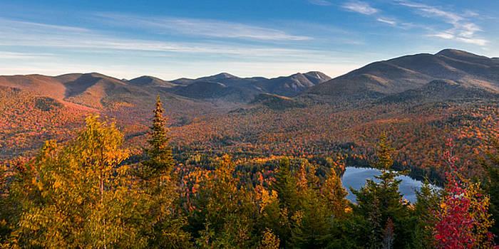 Autumn in the Adirondacks by Matthew MacPherson