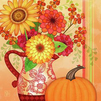 Autumn in the Air by Valerie Drake Lesiak