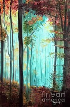 Derek Rutt - Autumn In The Forest