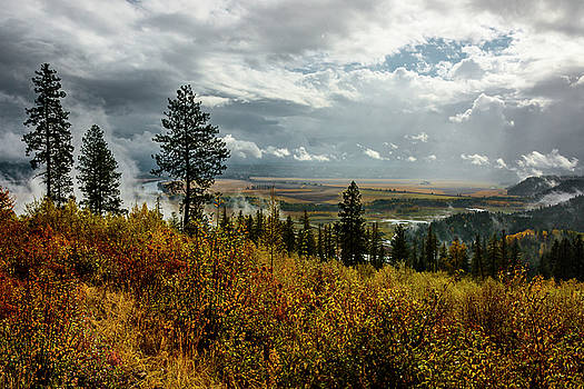 Autumn in the Kootenai River Valley by Albert Seger