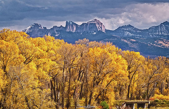 Autumn in the West by Stacy Burk