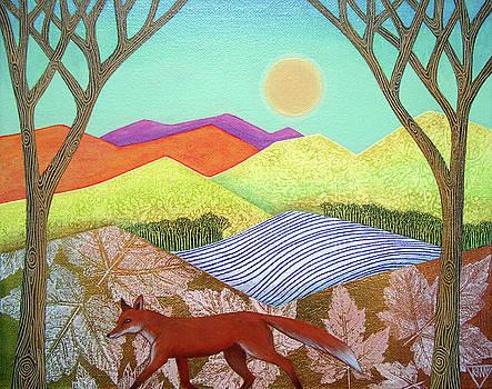 Autumn into Winter by Jennifer Baird