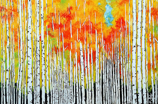 Autumn by Jackie Carpenter