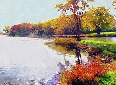 Autumn Joy by Cedric Hampton