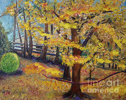 Autumn by Karen Francis