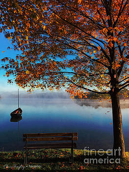 Autumn Lake by Chris Armytage