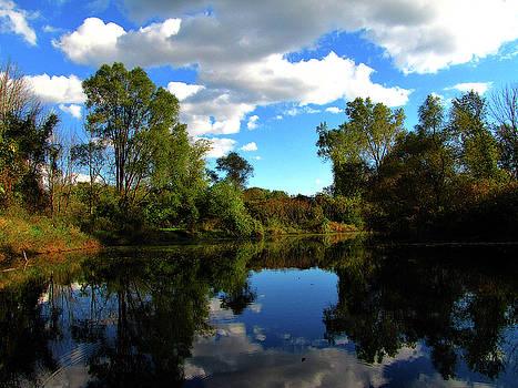 Scott Hovind - Autumn Lake
