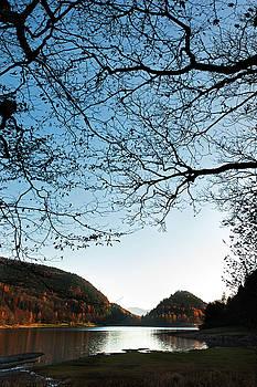 Autumn landscape. Alsacia.Francia by Eric Bauer