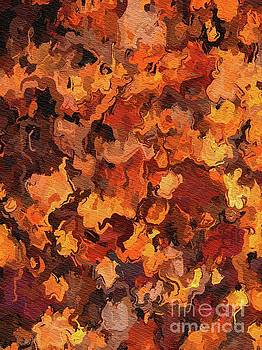 Tito - Autumn Leaves Abstract